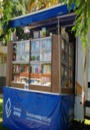 Notícia: Livraria Unesp Móvel chega a Guaratinguetá