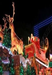 Notícia: Parada de Natal acontece em Guaratinguetá