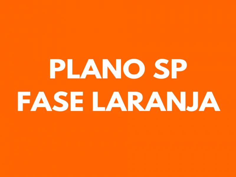 Notícia: Novo Decreto Municipal avança a cidade para a fase Laranja