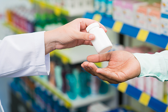 Vantagem: Farmácia